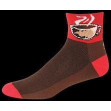 Save Our Soles Caffienate Me Coolmax Socks