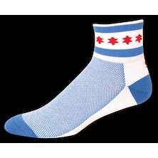 Save Our Soles Chicago Coolmax Socks