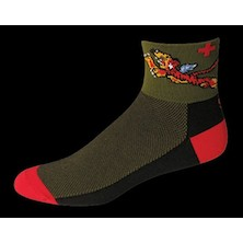 Save Our Soles Flying Tigers Coolmax Socks