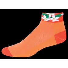 Save Our Soles Orange BLossom Coolmax Socks