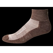"Save Our Soles Pikes Peak 2"" Merino Wool Socks"