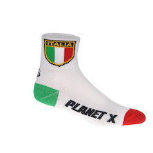 Save Our Soles Planet X Italia Coolmax Socks