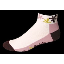 Save Our Soles Retro Pedals Womens Coolmax Socks