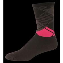 """Save Our Soles Sweet Caroline Wool 7"""" Socks"""