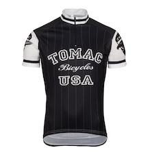 Tomac Pinstripe Short Sleeve Jersey