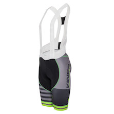 Viner Atomic Stripe Bib Short