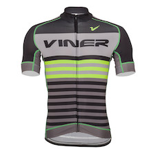 Viner Atomic Stripe Short Sleeve Jersey