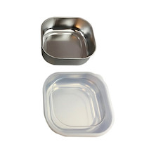 Military-Spec Stainless Steel Container