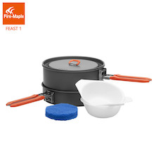Fire-Maple Feast-1 Hard Anodised Aluminium Cookset