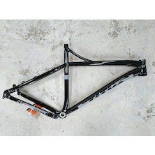 Titus El Chulo 27.5 Aluminum Hardtail Frame 30T / 21 Inch / Stealth Black