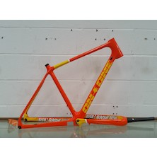 On-One Bish Bash Bosh Carbon Adventure/Gravel Frameset / Medium / Seville Orange