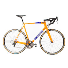 Holdsworth Super Professional / Campagnolo Super Record / XLarge / Team Orange / EX TEAM