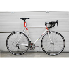 089 - Viner Record / XL / White And Red / Campag Super Record