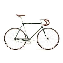 Holdsworth Zephyr Single Speed / Medium 54cm, / Green/Gold