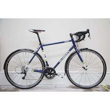 Holdsworth Brevet / Medium / Blue / Sram Rival 11 / No Cable Routiong On Frame