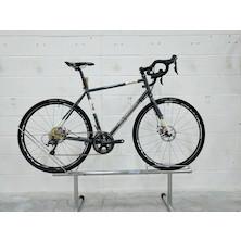 Holdsworth Stelvio / Large / Charcoal / Shimano Ultegra 6800