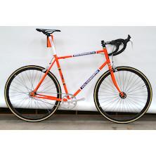 Holdsworth La Quelda / X-Large / Orange