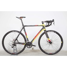 Planet X XLS / X-Large / Sky And Red / Sram Rival 22