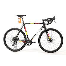 Planet X XLS SRAM Rival 1 Clincher Cyclocross Bike Flanders 59 Cm