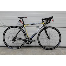 Guerciotti Khaybar SRAM Apex / Rival / 10 speed /  Blue And Yellow / 51 Cm
