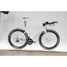 Planet X Exocet 2 Rival 11 Time Trial Bike Large - White