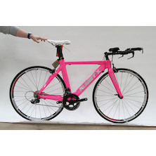 Planet X Stealth Pro Carbon Rival - Pink - Medium