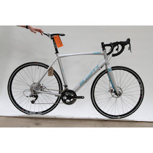 Planet X London Road Rival - Silver extra Large