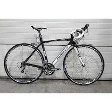 Planet X RT-58 Alloy Shimano Tiagra Road Bike / X Small / Black