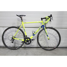 Planet X RT-90 SRAM Force Road Bike / X-Large / Team Carnac (Gippiemme Carbon Wheels)