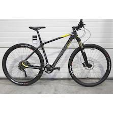 DEMA Ferrara MTB Bike / 19inch / Black-Yellow