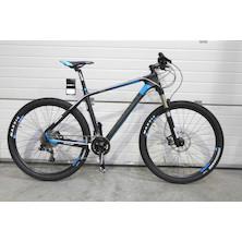 DEMA Scaleo MTB Bike / 20inch / Black-Blue