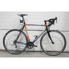 Guerciotti Khaybar SRAM Rival 10 Speed Road Bike / 55cm / Blue And Orange
