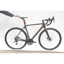 Viner Strada Bianca SRAM Rival 11 HRD Adventure  Gravel Bike Large Red And Anthracite