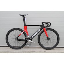 Planet X Koichi San 2 / Large / Black and Red / Track Bike