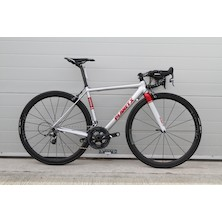 Planet X Galibier / Small / Silver / Sram Force 22