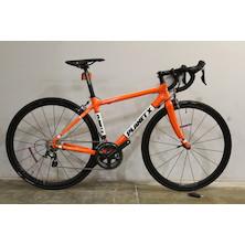 Planet X Pro Carbon Shimano Ultegra Road Bike Small Orange
