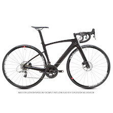 Planet X EC-130E Disc SRAM Force22 Aero Road Bike