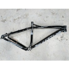 Titus El Chulo 27.5 Aluminum Hardtail Frame / 17 Inch / Stealth Black