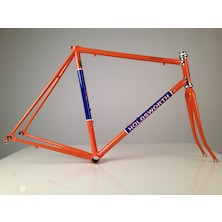 Holdsworth Professional Frameset / 57cm / Team Orange And Blue / Cosmetic Damage