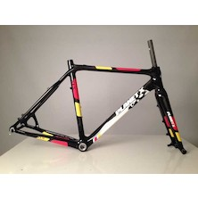 Planet X Pro Carbon XLS Cyclo Cross Frameset / 54cm / Flanders / Cable Routing