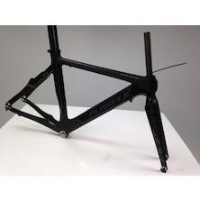 Planet X Stealth Pro Carbon Time Trial Frameset / Medium / Jet Black