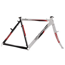 Guerciotti Lyra Cross Frameset and Headset