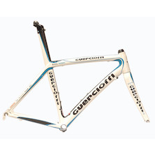 Guerciotti Team Androni Replica Frame and Fork
