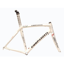 Guerciotti Team Replica Unico1 Frame and Fork