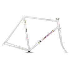 Holdsworth Professional Frameset / 57cm / National Champion Pearl White / Including Fitted FSA Duron Headset /