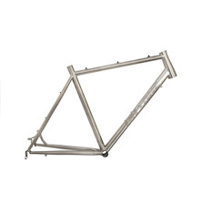 On-One Ti Pickenflick Cyclocross Frame Only / Medium / Brushed