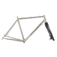 On-One Titanium Pickenflick Cyclocross Frameset