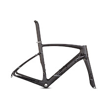Planet X EC-130E Rivet Rider Carbon Aero Road Frameset (BBO) / Medium / Dark Knight