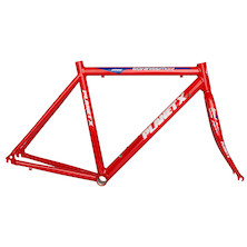 Planet X Giovanissimi Childrens Aluminum Race Frameset - External Headset