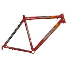 SAB Dedacciai V107 Special Edition Alloy and Carbon Road Frame (52cm, Red)